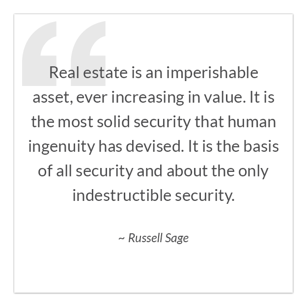 10 Amazing Real Estate Quotes to Inspire You | Lone Wolf