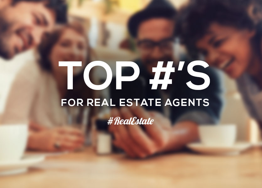 Top Hashtags for Real Estate Agents