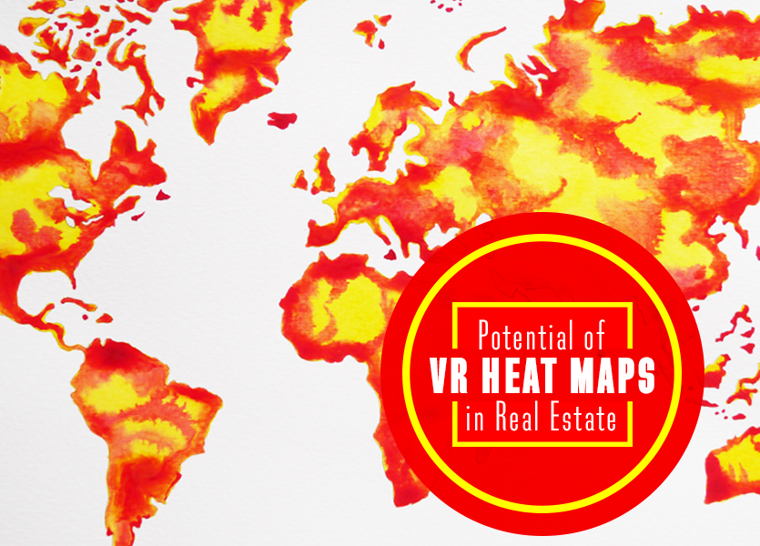 Potential of VR Heat Maps in Real Estate