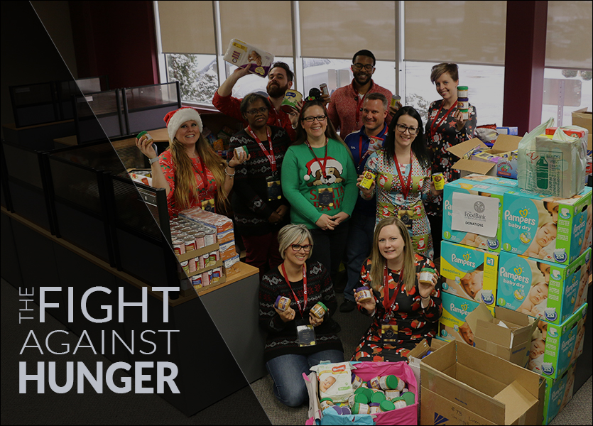The Fight Against Hunger