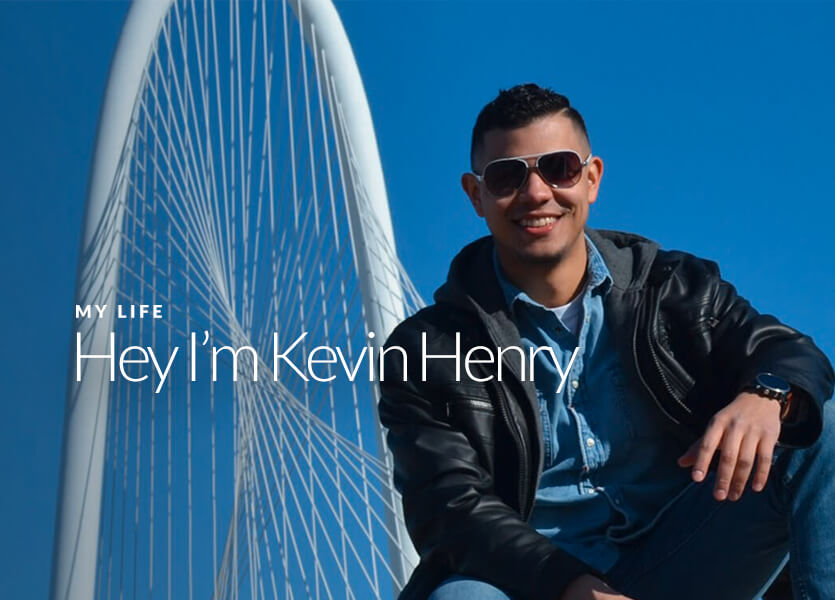 My Life: Kevin Henry Profile