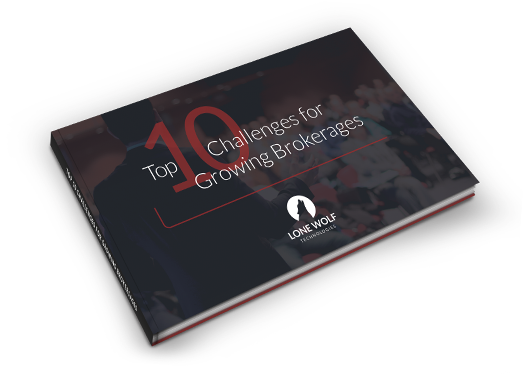 Growing Brokerages eBook Mockup