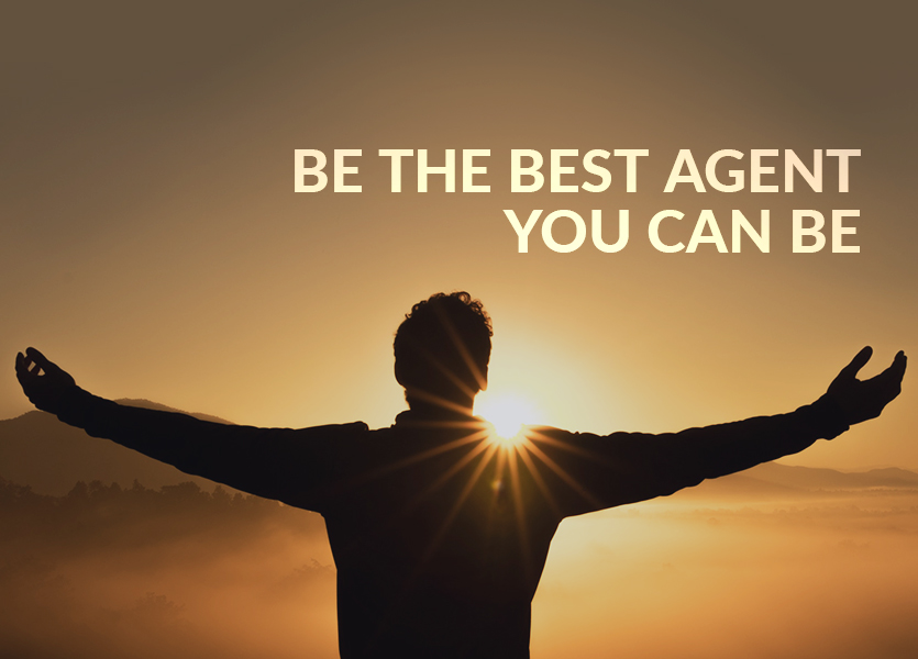 Be the Best Agent You Can Be - Blog