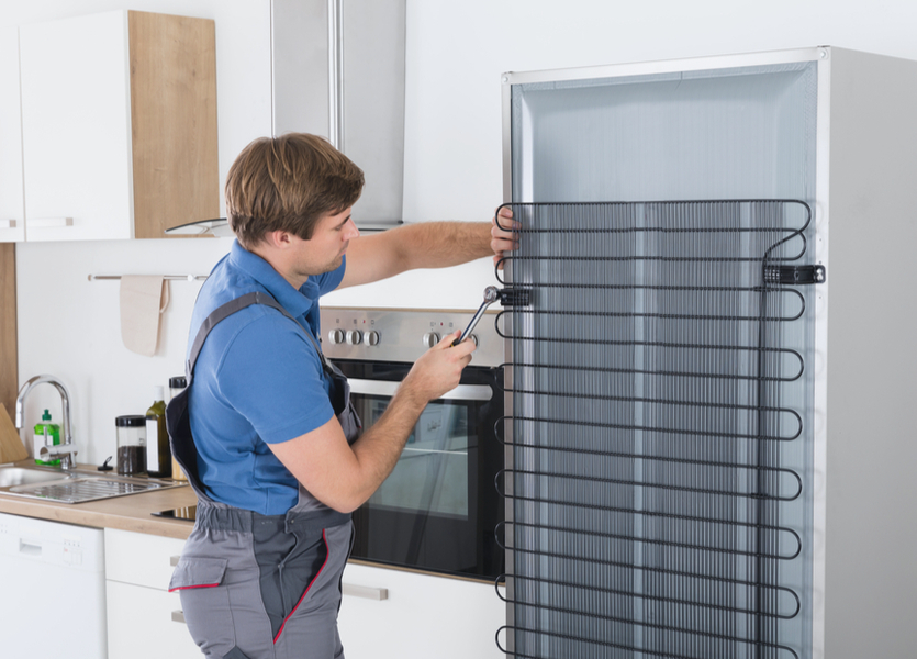Home warranties for major appliances in Marketplace