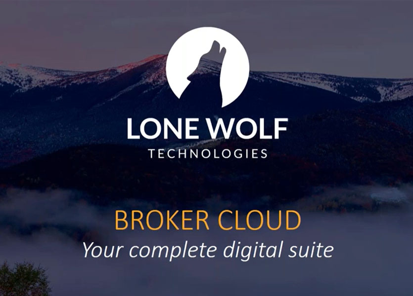 Virtual open house – Lone Wolf Broker Cloud, Your brokerage's complete digital suite