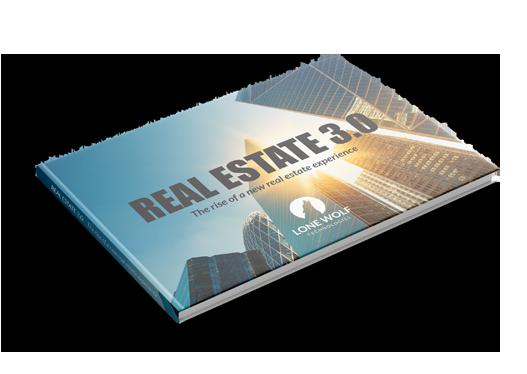 Real Estate 3.0 ebook mock-up