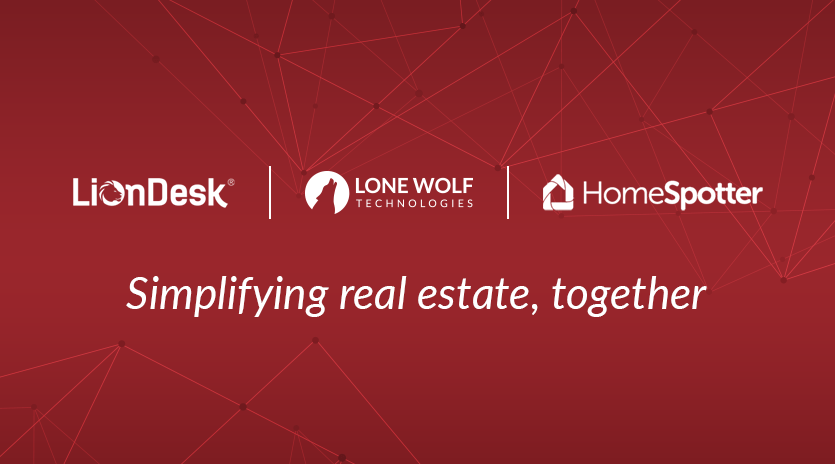 Lone Wolf acquires LionDesk and HomeSpotter!