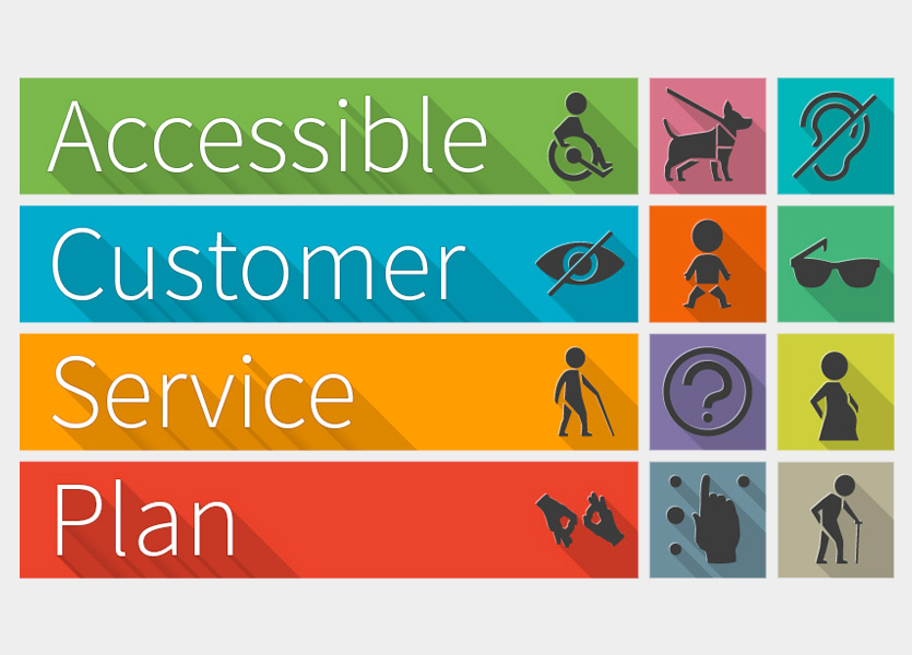 Accessible Customer Service Plan