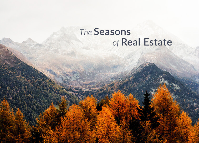 The Seasons of Real Estate