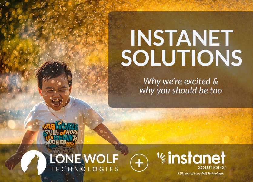 Instanet Solutions: Why we're excited and why you should be too
