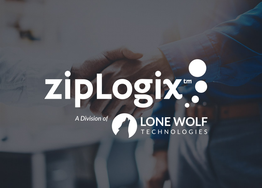 Why Lone Wolf Acquired zipLogix™ - Blog post image