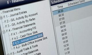 brokerWOLF Demo - Product Screenshot