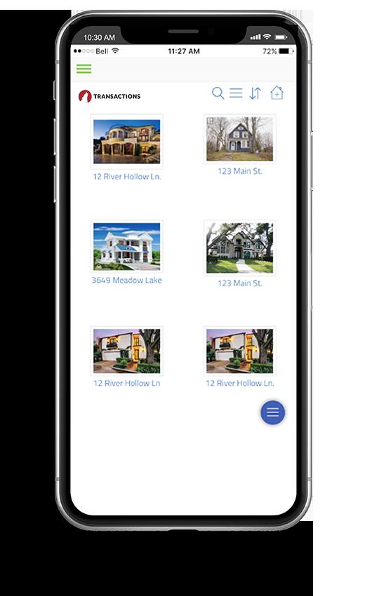 Lone Wolf Insights - iPhone Dashboard Screenshot