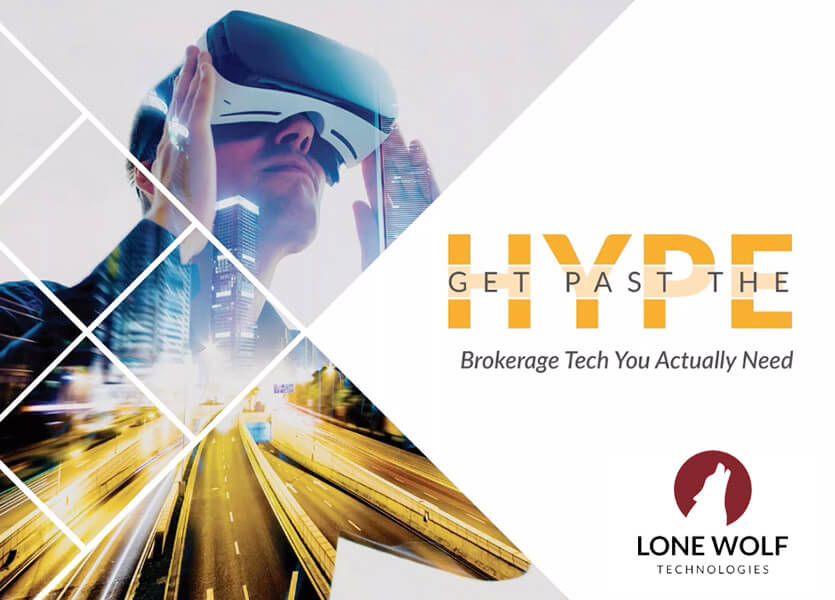 Get Past the Hype: Brokerage Tech You Really Need - Thumbnail Image